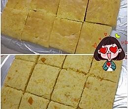 好吃到不行的南瓜蛋糕。的做法