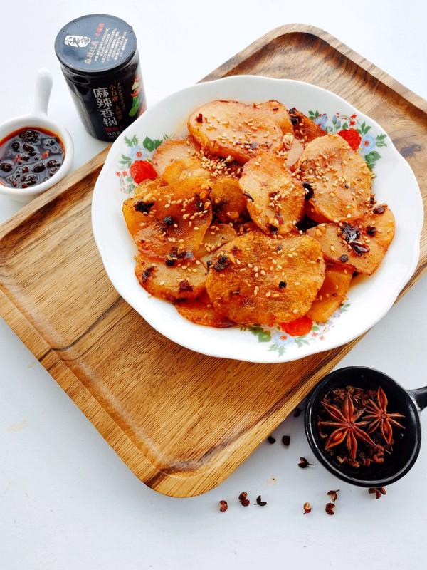零失败的麻辣土豆片鲜香麻辣超过瘾的做法