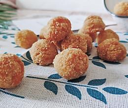 好吃简单又快手的生酮芝士球球饼干㊙️脆片薄饼的做法