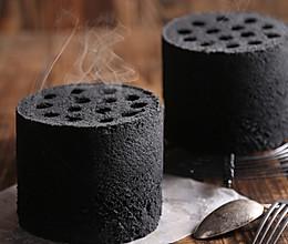 【煤球蛋糕】的做法