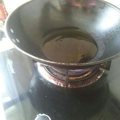 蒜苔炒鸡蛋的做法 步骤3