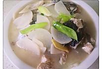 鱼头萝卜汤的做法