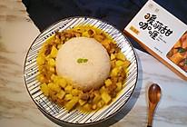 牛肉土豆咖喱饭#安记咖喱快手菜#的做法