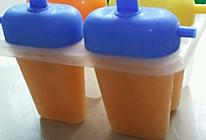 芒果牛奶雪糕(不用料理机)的做法