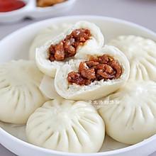 #宅家厨艺 全面来电#广式蜜汁叉烧包
