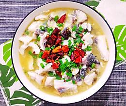 家常菜之酸菜鱼的做法