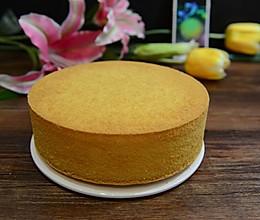 8寸原味戚风蛋糕的做法