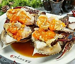 韩国酱蟹的做法
