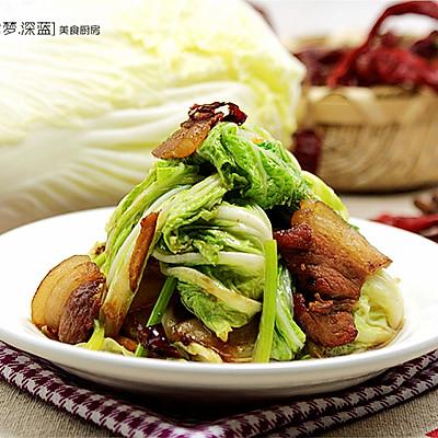 【炒大白菜】---考验厨师手艺高低的一道家常菜