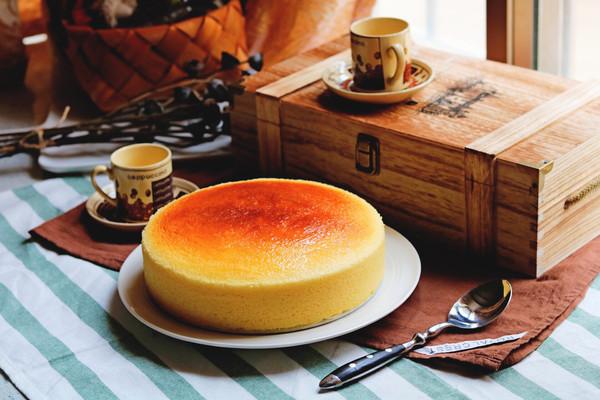 轻乳酪蛋糕~8寸的做法