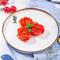 凉拌西红柿的做法图解7