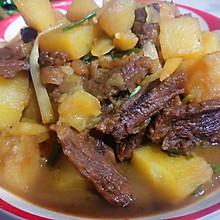 #家常菜#电饭煲式土豆炖牛肉