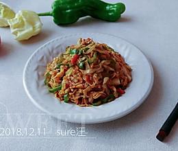西红柿炒洋白菜的做法