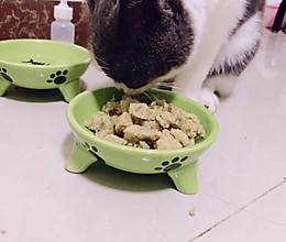 自制健康猫粮的做法