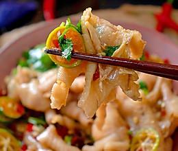 #一道菜表白豆果美食#酸辣无骨鸡爪这样做,嚼劲十足的做法