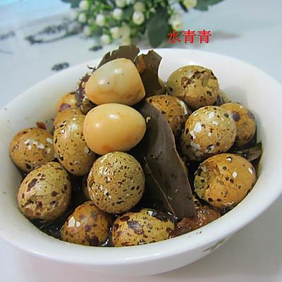 十二道锋味复刻--卤鹌鹑蛋