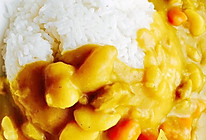 经典日式咖喱饭的做法