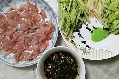 广西生鱼片,鱼生