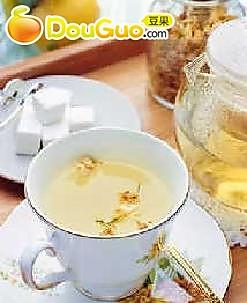 绿豆菊花茶的做法