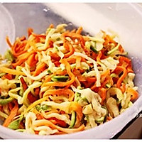 干萝卜条咸菜的做法图解6