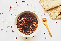 红豆薏米汤#春天不减肥,夏天肉堆堆#的做法