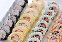 花样寿司的做法
