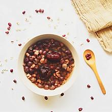 红豆薏米汤#春天不减肥,夏天肉堆堆#