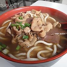 温州猪脏粉(大肠米粉)