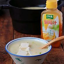 无刺鲫鱼豆腐汤