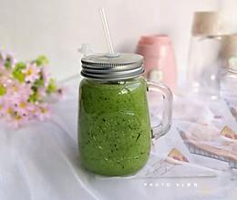 美颜瘦身—黄瓜苹果汁的做法