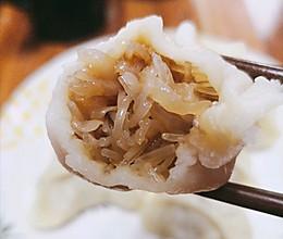 萝卜粉丝大蒸饺的做法