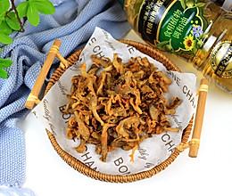 #新春美味菜肴# 炸蘑菇(空气炸锅)的做法