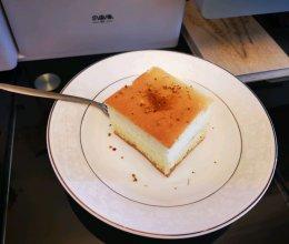 配上一盏清茶,来份专属你的下午茶→DIY棉花糖蛋糕的做法
