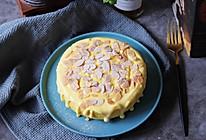 #金龙鱼精英百分百烘焙大赛阿狗战队#海盐奶盖芝士爆浆蛋糕的做法