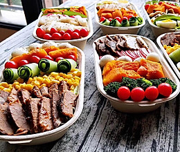 轻食沙拉做法的做法