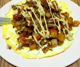 一大摊土豆的做法