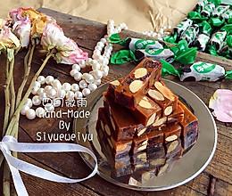 太妃糖-蔓越莓大杏仁的做法