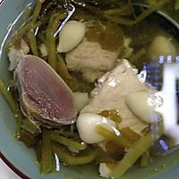 陈肾南北杏西洋菜瘦肉汤的做法图解6