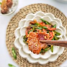 家常小炒肉 费米饭的菜#一道菜表白豆果美食#