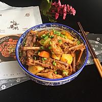 干锅对味酱鸭#食光社干锅鸭