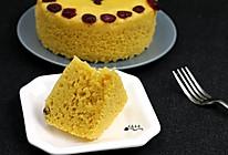 玉米面发糕#发现粗粮之美#的做法