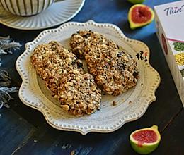 高纤低脂燕麦饼干的做法