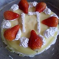 草莓千层蛋糕的做法图解13