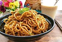 武汉热干面#趣味挤出来,及时享美食#的做法