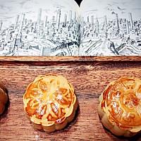 记忆里的老式五仁月饼的做法图解22