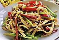 #橄榄中国味 感恩添美味#炒三丝的做法
