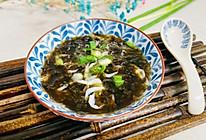 虾皮紫菜汤