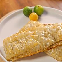 香甜酥脆的香蕉派,只需3种常见食材,成本不到2块,就能在家做