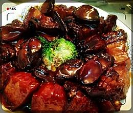 小鲍鱼红烧肉的做法