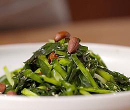 【韭菜两吃】初春韭菜最鲜美,两种吃法好滋味!的做法
